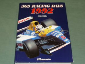 365 RACING DAYS 1992 (d'Alessio & Martella 1992).